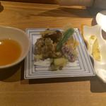 okatotoki - 野菜天ぷら