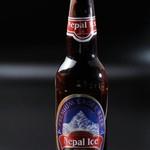 タルカリ - ネパールアイス ネパールビール