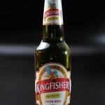 タルカリ - キングフィッシャー インドビール
