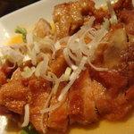 香港厨房 - 鶏の甘酢ソース