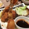 まる - 料理写真:串揚げ盛り合わせ