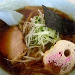 らーめん館 - 料理写真:醤油650円