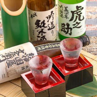 【日本酒にこだわるお店】くつろぎ空間で贅沢なひとときを…