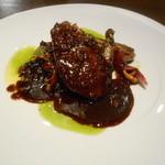 レストランユニック - 仔鴨のロースト