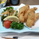 昌 - 牡蠣フライ