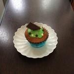 44997119 - チョコミントのマフィン