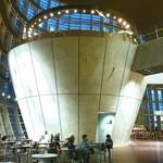 サロン・ド・テ・ロンド - 巨大なドビンです