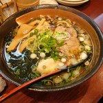 拉麺 餃子 竹蔵 - らーめん
