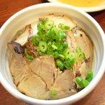 拉麺 餃子 竹蔵 - チャーシュー飯