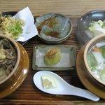 450500 - 山菜釜飯/1470円