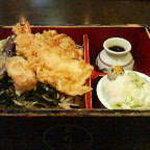 450989 - 天ぷら箱蕎麦