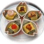 吉廼家 - 卯月の円心寿司