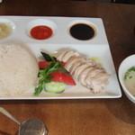 45000687 - 海南鶏飯