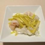 45000946 - 海鮮と黄ニラ炒め