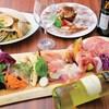 バール ェ トラットリア ピュ ルンゴ - 料理写真:冷菜盛り合わせ