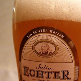 ☆ドイツビール☆本場の味をご堪能ください!