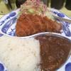 とんかつ檍のカレー屋いっぺこっぺ - 料理写真:上ロースカツカレー