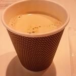 ジ・フーズ - コーヒー250円