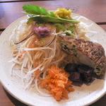 わがまま農園Cafe - サラダ