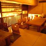 居酒屋 居乃一BAN KANAZAWA - お座敷個室16名様×2