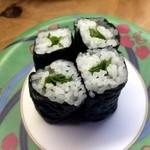 立喰い寿司 七幸 - なみだ巻220円
