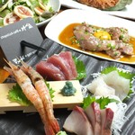 Chopstick Cafe 汁べゑ - 金沢の台所近江町市場で、日々食材とニラメッコ。手書きメニューで登場させます。変化のある手書きメニューも楽しんでください