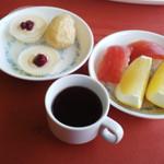 国民宿舎 赤とんぼ荘 - 06アラカルト2&コーヒー