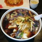 中国料理 廣河 - 三鮮湯麺