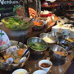 SALVATORE CUOMO & BAR すすきの - 新鮮野菜(^^)