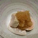 吉方聖居 - チーズの様に濃厚 あん肝