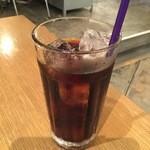 クックコープカフェ - アイスコーヒー