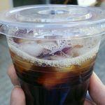 エカワ珈琲店 - アイスコーヒー 350円