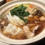 45014357 - 【鍋】滋賀県産 近江鶏のすき焼き鍋
