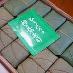 45015826 - 鯖と鮭、5個ずつ入り(1300円)