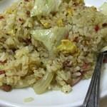 中華大千居 - マーボ豆腐とチャーハンのセットのチャーハン