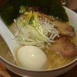 45016398 - 全部入り和塩らぁ麺(1,020円)