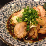 居酒屋ゴエモン - 鶏チャーシュー