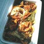 天津飯店 - '15.11.17 豚とキャベツの味噌炒め