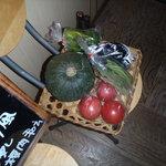 久高 - 野菜