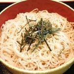 丸井そば店 - 料理写真:ざる蕎麦