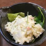 萬作 - ポテトサラダ