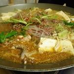 どぅれ村 - ☆すき焼き風な韓国鍋(#^.^#)☆