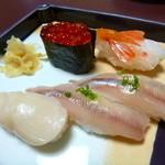 鮨処魚徳 - 寿司 お好みで