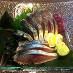 姫沙羅 - 鯖