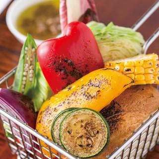 野菜を手軽に楽しく!