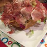 イタリアンカフェacqua di fonte - 料理写真: