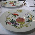 シェ・イノセ - 飾り皿