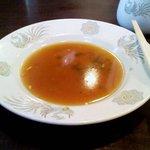 長崎菜館 - う。うっぷ。完食。