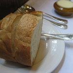 シェ・イノセ - パンとバター