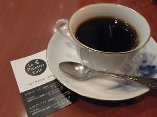 ル プルミエ カフェ in ビギ・ファースト - プルミエブレンド